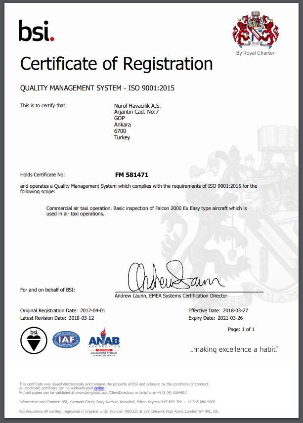 nurol-havacilik-iso-209001-202015-sertifika